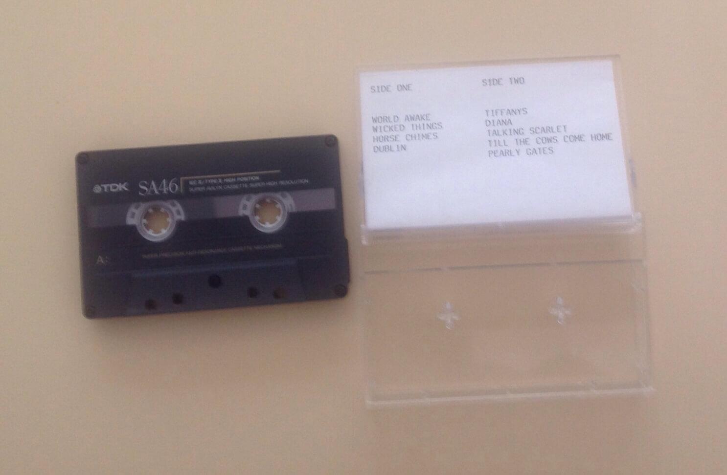 CBS Tape Copy