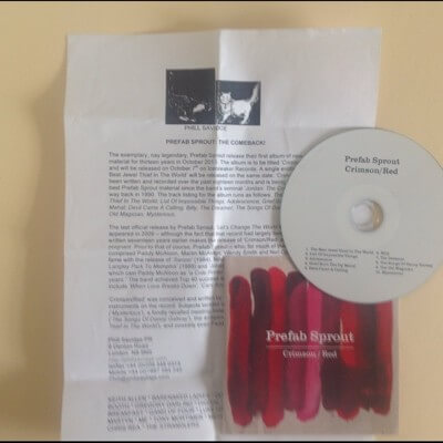 Promotional CD-R