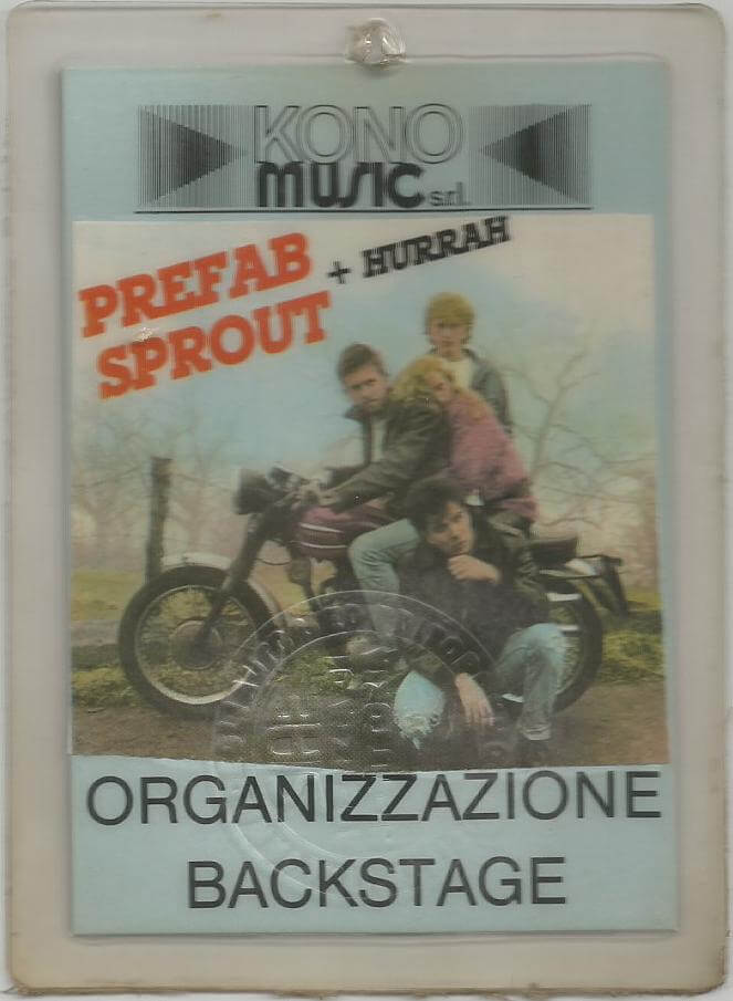 Pass Prefab Sprout0002