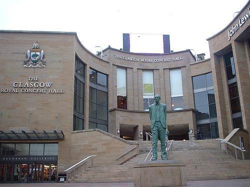 Glasgow Royal Concert Hall – April 3rd 2000