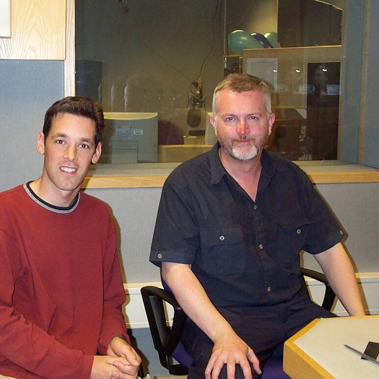 Uncirculated 2001 Radio Interview – Andrew Fletcher
