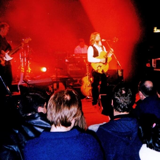 Shepherds Bush Empire – April 12th 2000