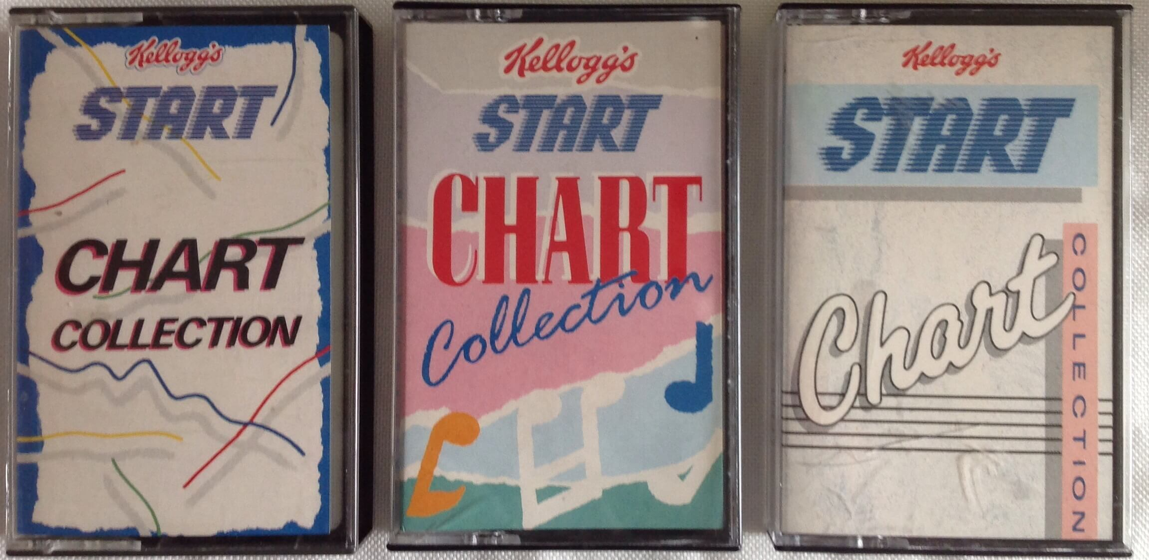 "Kelloggs Start - ""Chart Collection"""