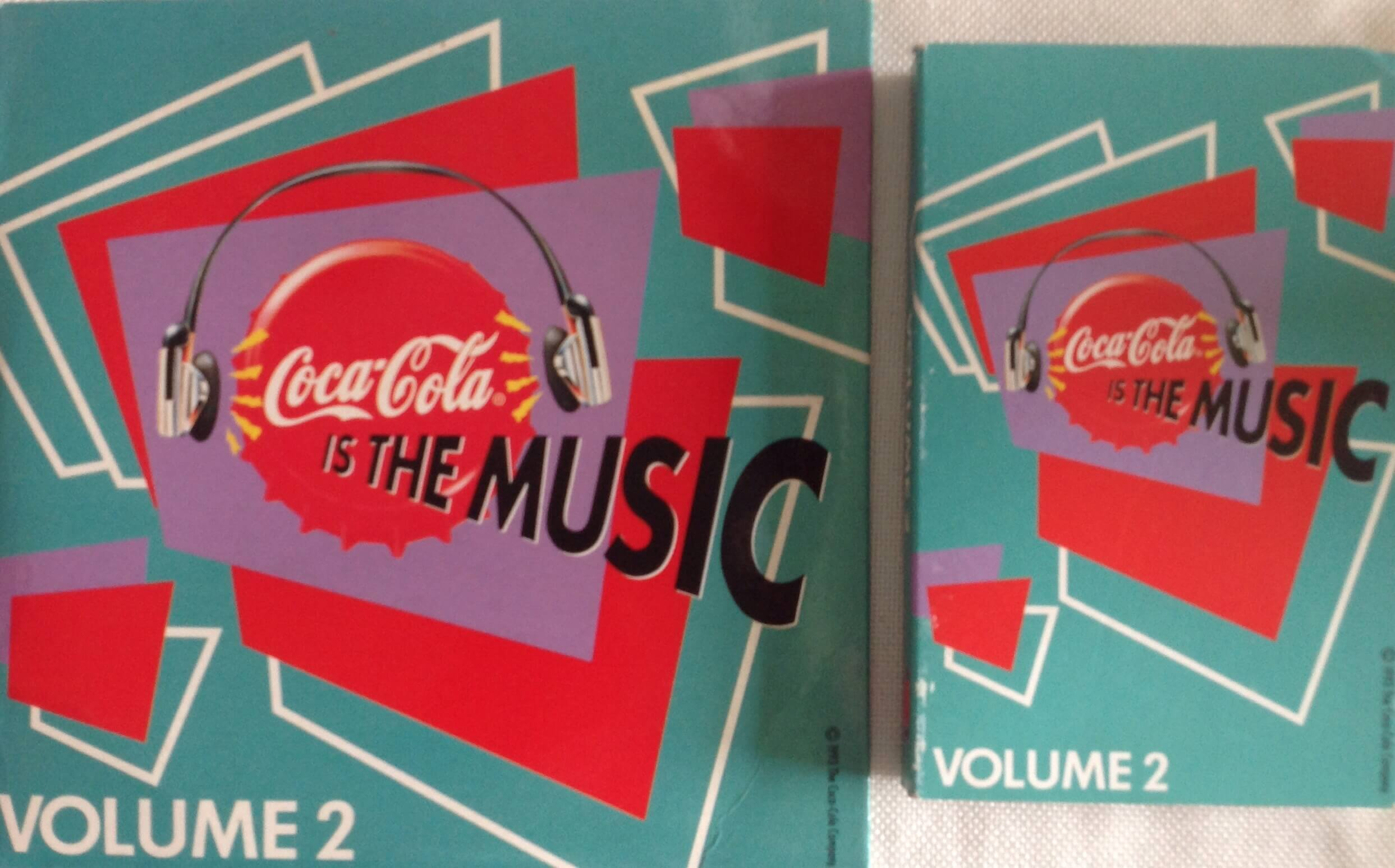 "Coca Cola - ""Is the Music"""