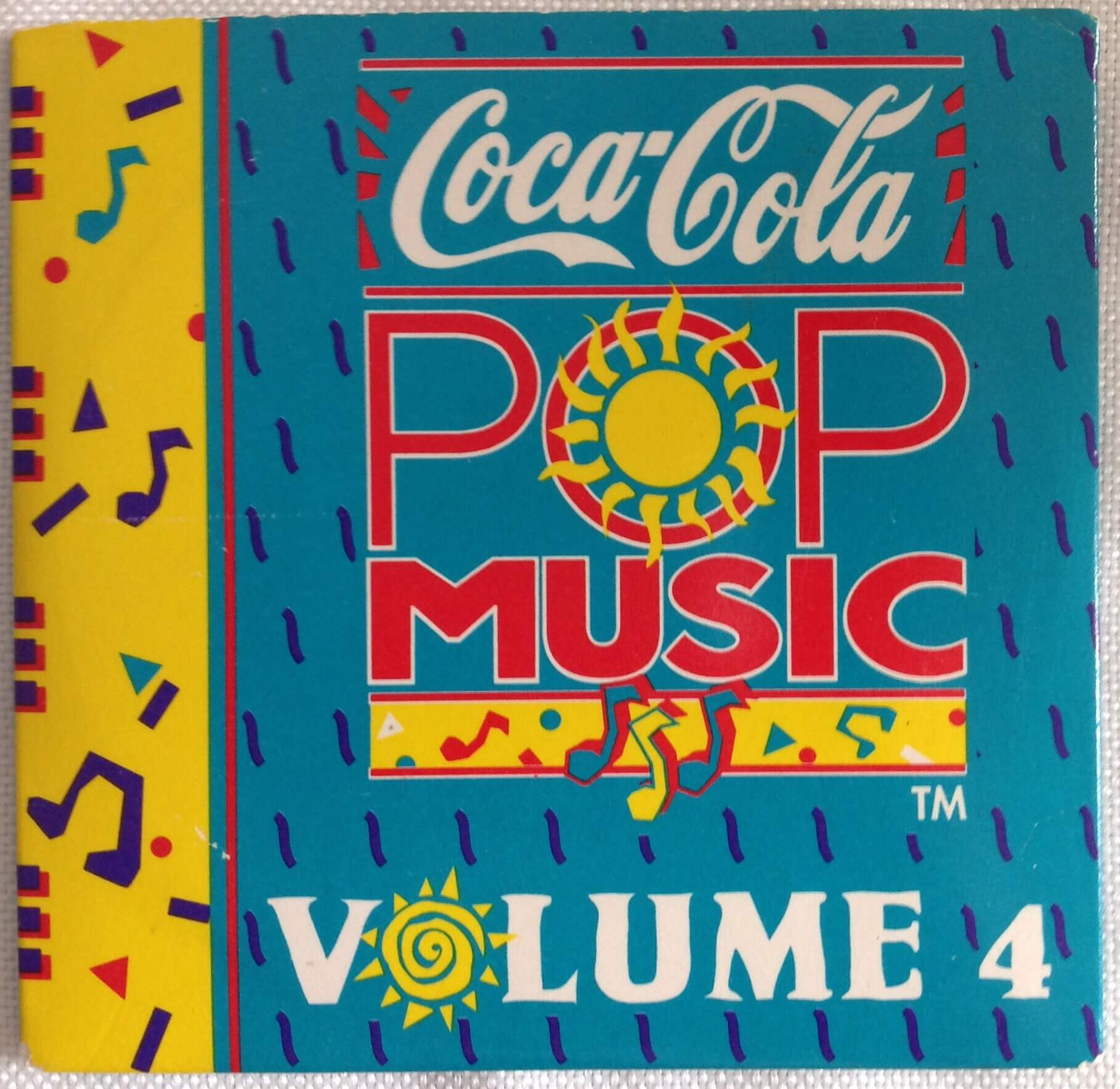 "Coca Cola - ""Pop Music"""