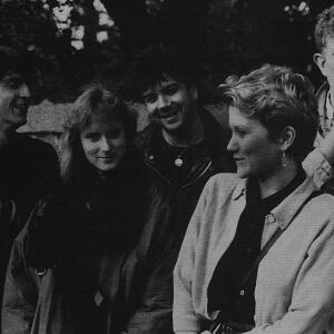 Backstage Magazine Translation – Willy Heynen, August 1984