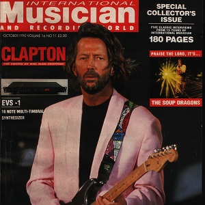 International Musician and Recording World – Tom Doyle, October 1990