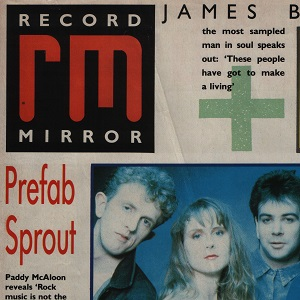 Record Mirror – Ian Dickson, April 23rd 1988