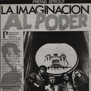 Pelo Magazine (Argentina) Translation – December 1986