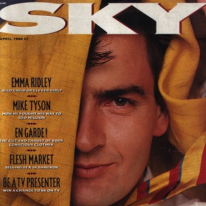 Sky Magazine – Sorrel Downer, April 1988