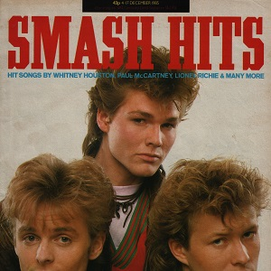 Smash Hits – Chris Heath, 4th December 1985