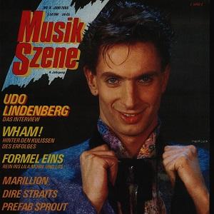 Musik Szene Translation (Germany) – Karin Aderhold, June 1985