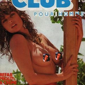 (Je ne lis Club Pour Hommes que pour les articles) – Pierre Perrone, 1988