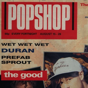 Popshop – Belinda Jones, August 15th 1990