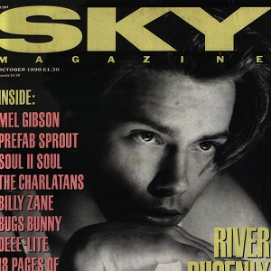 Paul Lester, Sky Magazine – October 1990