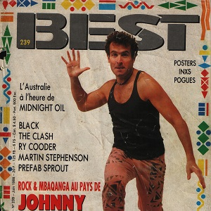 Francis Dordor, Best Magazine, June 1988