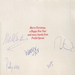 A Christmas Card from the Band…