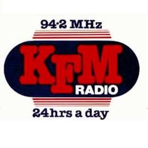 Phil Gorman for KFM – May 4th 1984