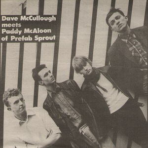 Dave McCullough, Sounds – April 16th 1983